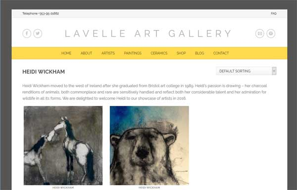 Lavelle Art Gallery