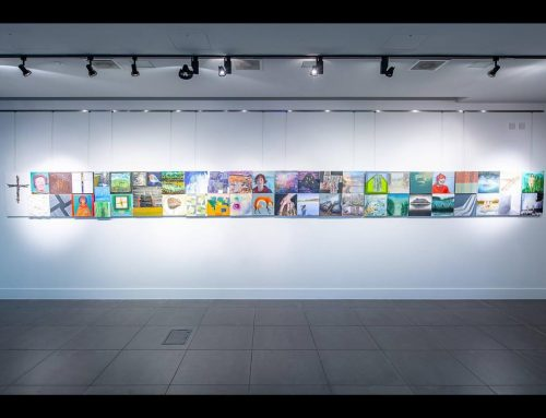 Exhibition: St Brigid's Day / 90 Irish Women Artists  (23 January – 1 February 2019)