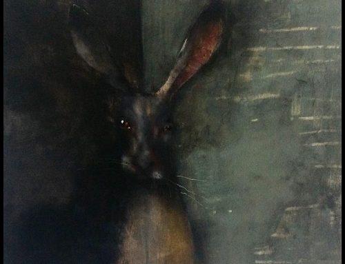 Giorria na Cásca ( Easter Hare )