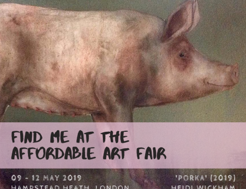Fresh Art Fair, Affordable Art Fair & SCOOP Auction (April – May 2019)